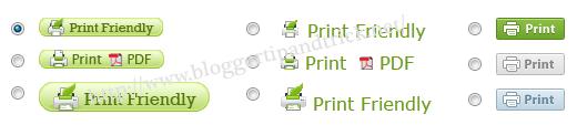 PrintFriendly button styles