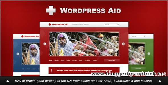 WordPress Aid Premium WordPress Template