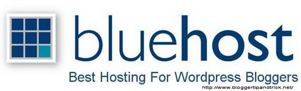 Bluehost Best Hostig For WordPress