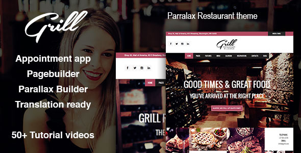Grill Parallax - Restaurant & Events