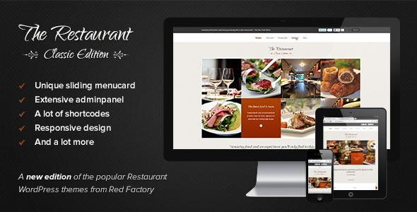 The Restaurant- Classic Edition