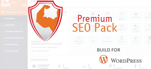 Premium SEO Pack – WordPress Plugin