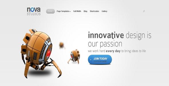 Nova - WordPress Theme