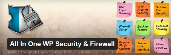 All In One WP Security and Firewall
