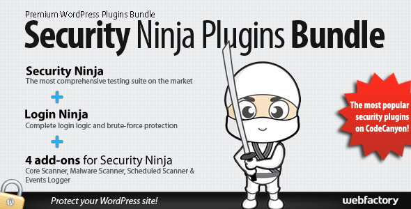 Security Ninja Plugins Bundle