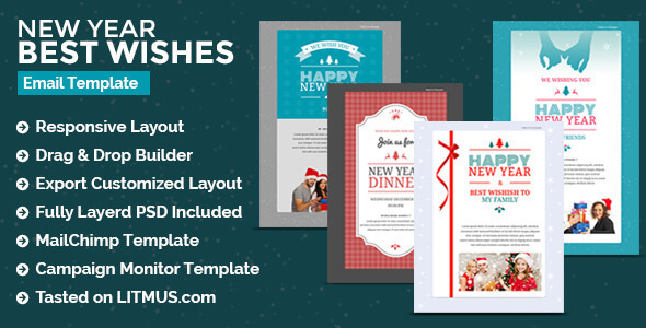 Christmas & New Year Greeting + Builder Access