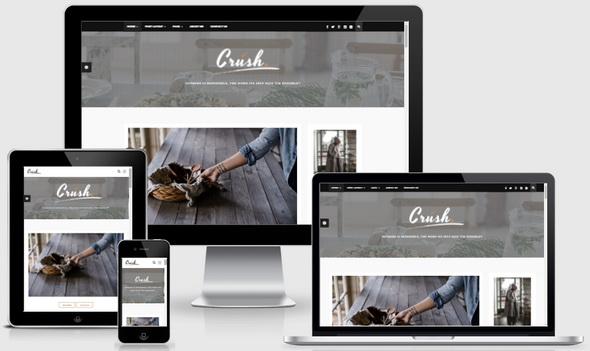 Crush WordPress Theme