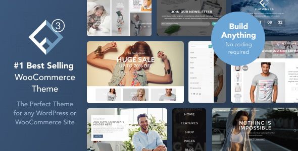 Flatsome | Multi-Purpose Responsive Theme