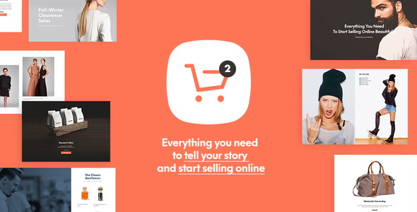 Shopkeeper - eCommerce WP Theme